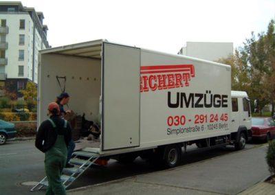 Umzugs-Lkw Teichert GmbH