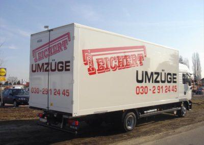 Lkw Vermietung Berlin - Umzug Lkw Muster
