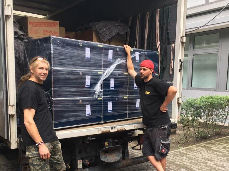 Möbeltransporte Berlin