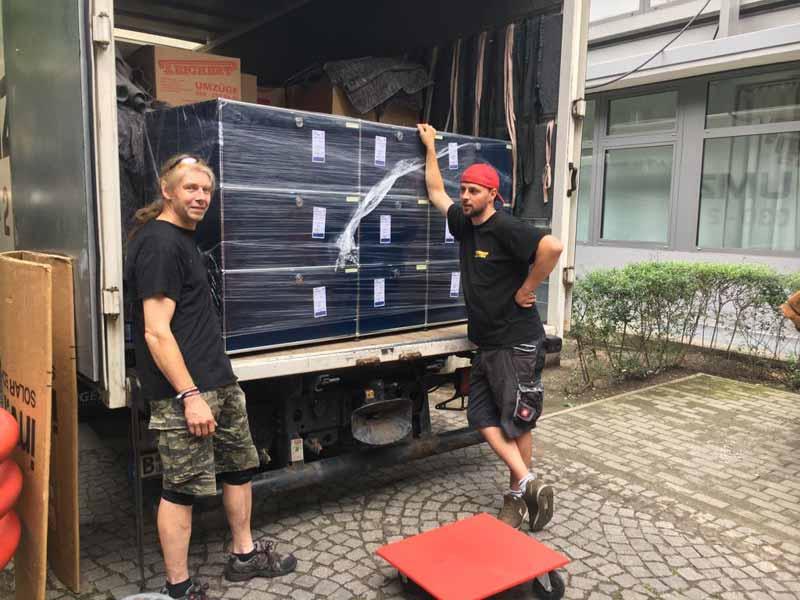 Umzug Referenzen Berlin Umzugsfirma Teichert Umzuge Berlin